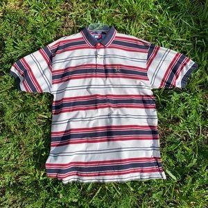 Vintage Tommy Hilfiger striped polo🔥